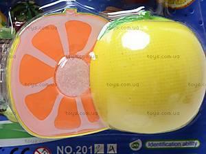 Набор игрушечных овощей и фруктов, 2012A, отзывы
