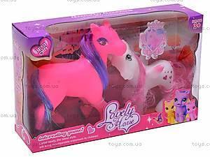 Набор игрушечных пони, 0184-101117, купить