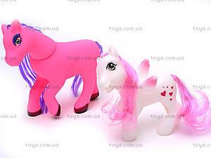 Набор игрушечных пони, 0184-101117, детские игрушки