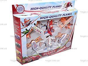 Набор игрушечных самолетиков, 389-48C