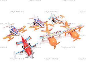 Набор игрушечных самолетиков, 389-48C, отзывы