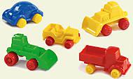 Игрушечная машинка «Трактор и друзья», 9040, игрушка