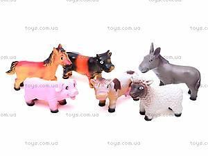 Набор игрушек «Животный мир», 4300