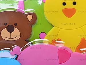 Набор игрушек на присосках для ванной , 040313, фото