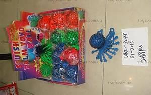 Набор игрушек «Осьминоги», W02-3098