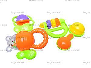 Набор игрушек погремушек, 10-4B