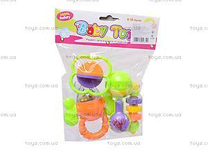 Набор игрушек погремушек, 10-4B, отзывы
