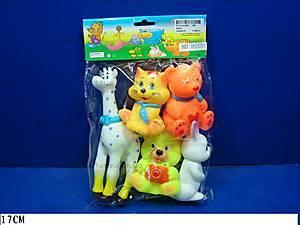 Набор игрушек с пищалками, B5601