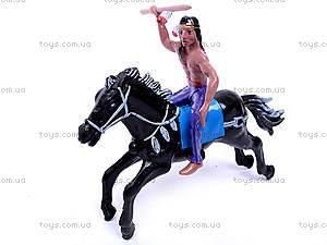 Набор индейцев на лошадях, 7077-110, отзывы