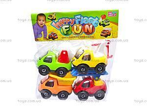 Набор крошечных авто, KY323A, отзывы