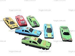 Набор инерционных автомобилей, MKC452085, toys.com.ua