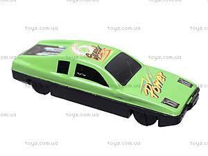 Набор инерционных автомобилей, MKC452085, toys
