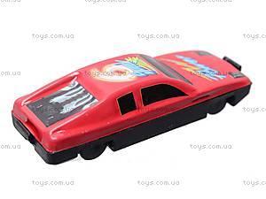 Набор инерционных автомобилей, MKC452085, іграшки