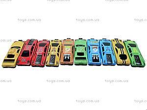 Набор инерционных автомобилей, MKC452085, фото