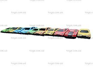 Набор инерционных автомобилей, MKC452085, отзывы