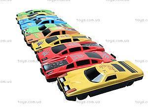 Набор инерционных автомобилей, MKC452085, игрушки