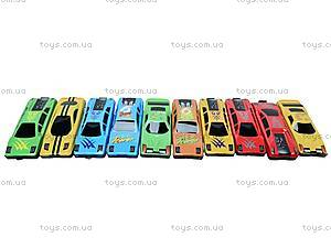 Набор инерционных автомобилей, MKC452085, магазин игрушек