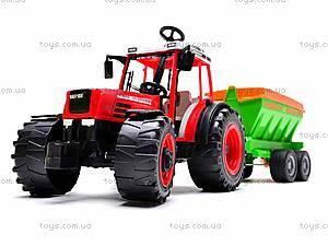 Набор инерционных детских тракторов, 1011C, отзывы
