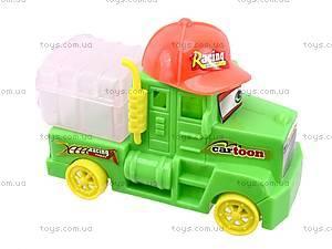 Набор инерционных грузовичков, 285В-2, цена