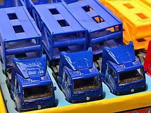 Набор инерционных грузовиков, 8314-5, цена