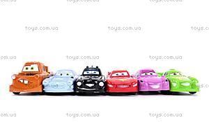 Набор инерционных игрушек «Тачки», 801A-6, цена