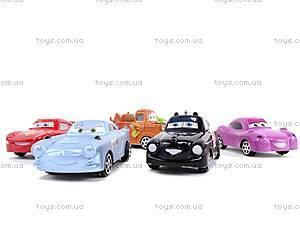 Набор инерционных игрушек «Тачки», 801A-6, игрушки