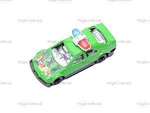 Набор инерционных машин «Бен 10», CV858-9, игрушки