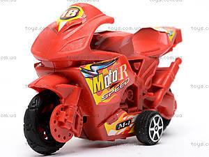 Набор инерционных мотоциклов, 8806-12
