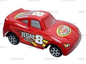 Набор инерционных спорткаров, 808-6F, цена