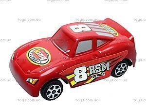 Набор инерционных спорткаров, 808-6F, детские игрушки