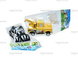 Набор инерционных спорткаров, 808-6F, магазин игрушек