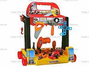 Набор инструментов «Центр технического обслуживания», 661-68, игрушки