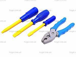 Набор инструментов, детский, 398A-B, фото