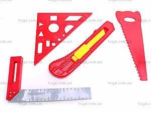 Набор инструментов, детский, 398A-B, отзывы