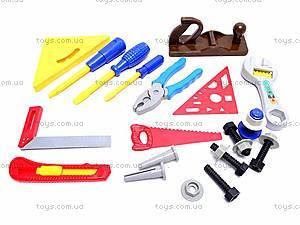 Набор инструментов, детский, 398A-B