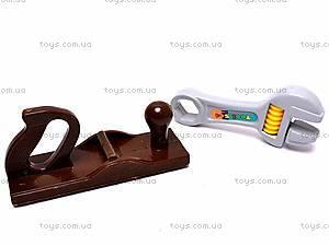 Набор инструментов, детский, 398A-B, детские игрушки