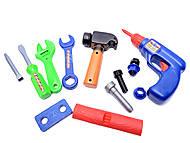 Набор инструментов для детей, T87-2, отзывы