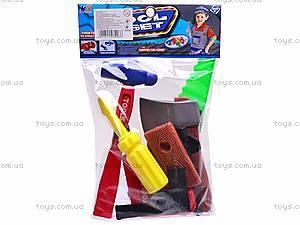 Набор инструментов для мальчика, 943, отзывы