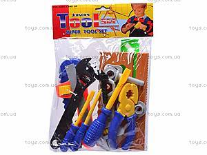 Набор инструментов, для мальчиков, 399A-B, отзывы