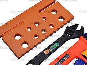 Набор инструментов, для мальчиков, 399A-B, цена