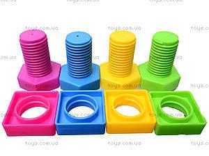 Набор инструментов «Маленький мастер», 906-6, детские игрушки