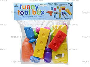 Игрушечный набор инструментов мастера, 906-5, магазин игрушек