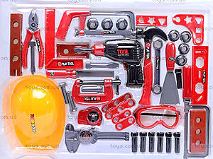 Набор инструментов с каской, T101