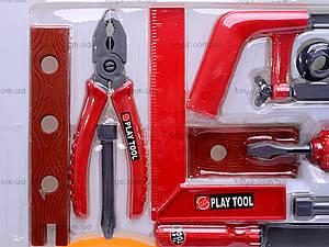Набор инструментов с каской, T101, магазин игрушек