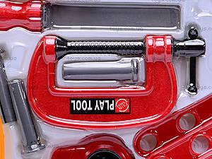 Набор инструментов с каской, T101, toys
