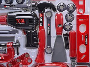 Набор инструментов с каской, T101, іграшки