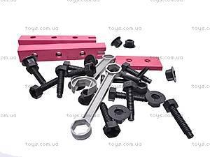 Набор инструментов строителя, в чемоданчике, 2135, отзывы