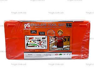 Набор инструментов в чемоданчике, 2133, toys.com.ua