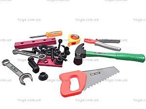 Набор инструментов в чемоданчике, 2133, отзывы