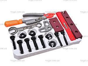Набор инструментов, в чемодане, 2064, цена